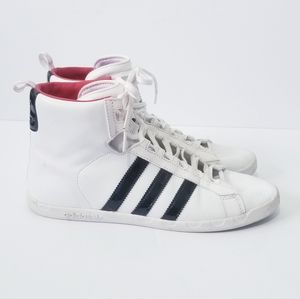 Adidas Round It Mid Trainers Womens 8.5